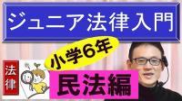 ジュニア法律入門(民法編)